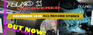 Uncovered Out Now banner